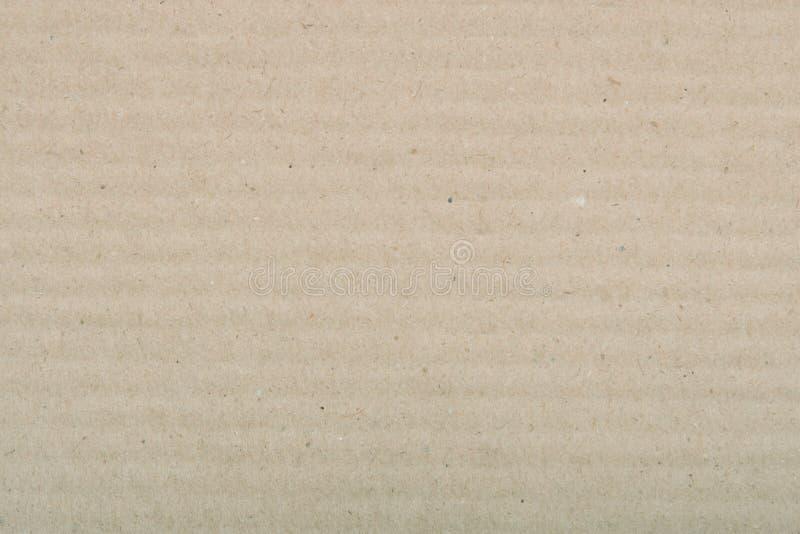 brązowy papier textured fotografia stock