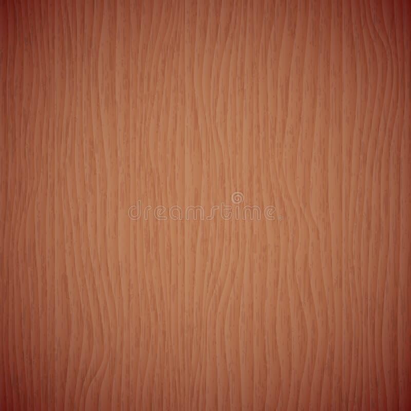 brązowy tła tekstury pomocniczym drewna ilustracji