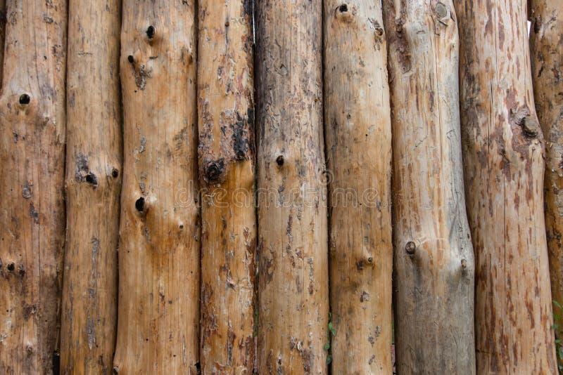 brązowy tła tekstury pomocniczym drewna Drewniany wzór Wieśniak powierzchnia fotografia royalty free