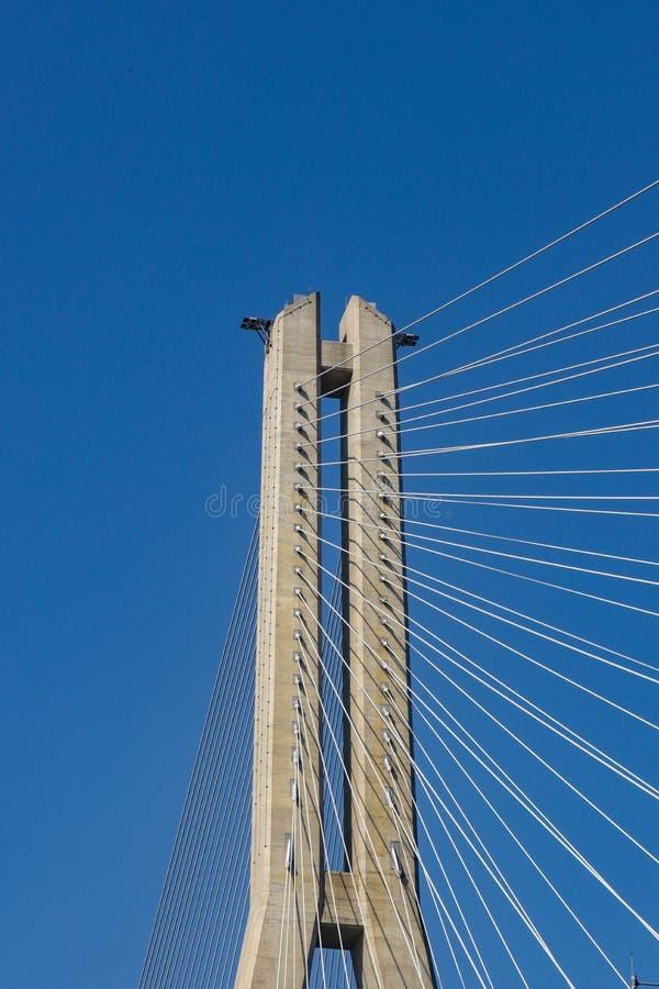 Br?cke der Aufhebung-Bridge stockfoto