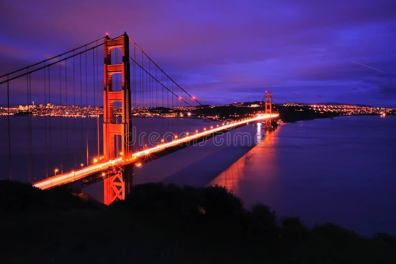 Br5ucke, San Francisco lizenzfreie stockfotos