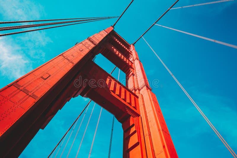 Br5ucke, San Francisco, USA lizenzfreies stockfoto
