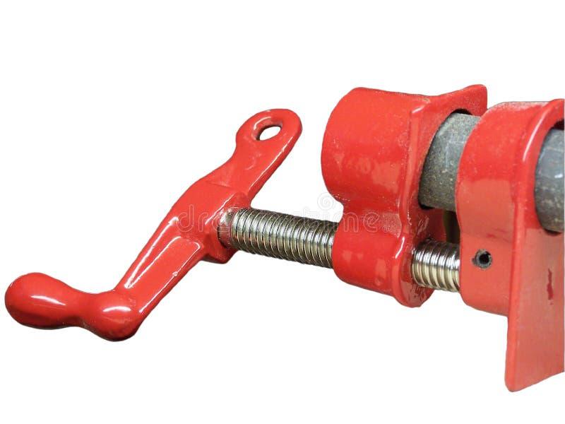 Download Braçadeira de tubulação imagem de stock. Imagem de linhas - 100045