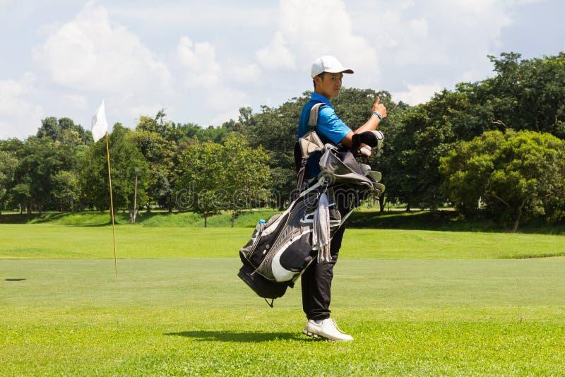Bra golf royaltyfri bild