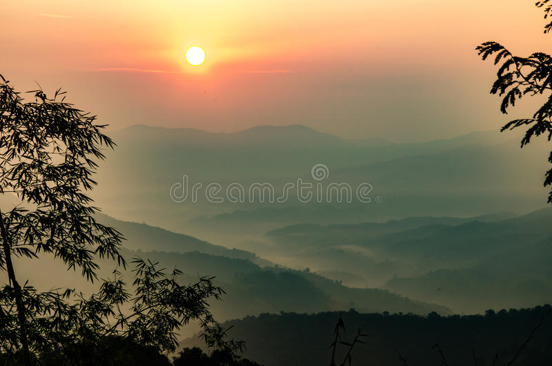 Bra morgon Mae Salong fotografering för bildbyråer