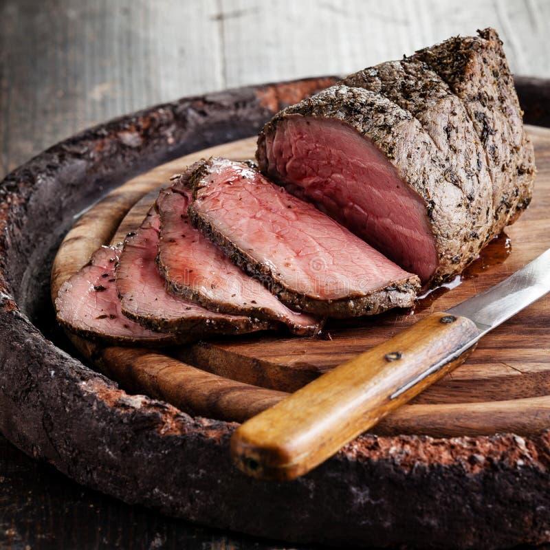 Braadstukrundvlees royalty-vrije stock afbeeldingen