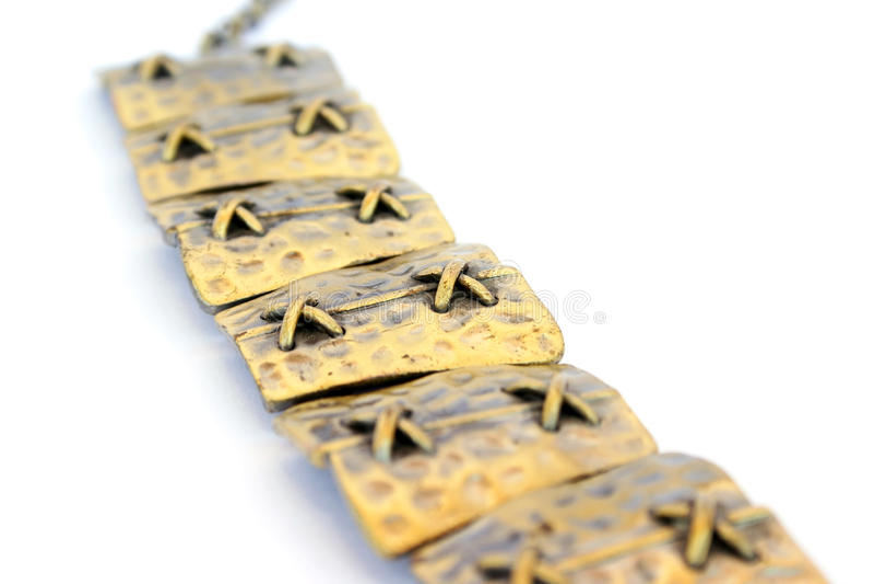 Download Bracelet stock image. Image of metallic, female, elegant - 17259037