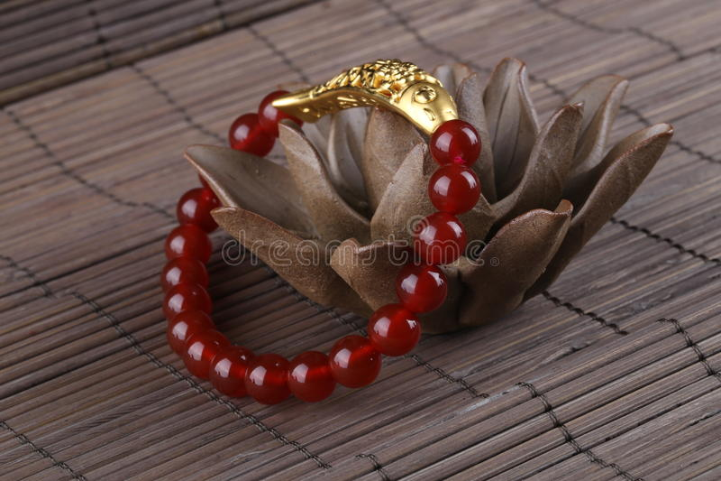 Bracelet d'agate images stock