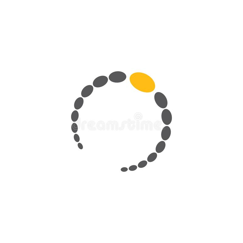 Bracelet icon stock illustration