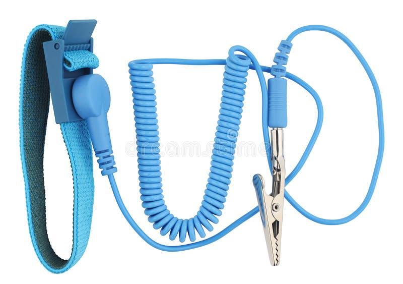 Bracelet moulu antistatique images stock