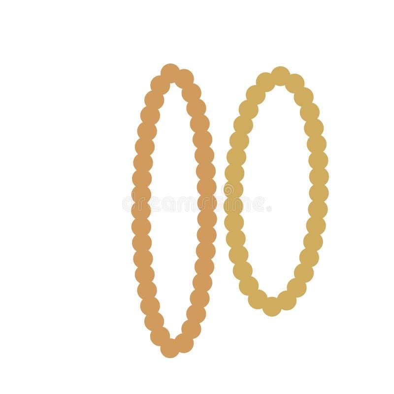bracelet ilustração do vetor