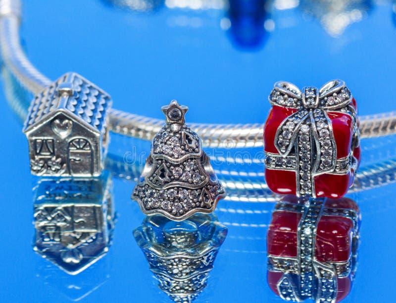 Bracelete da joia foto de stock