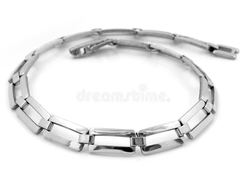 Bracelete luxuoso das senhoras foto de stock