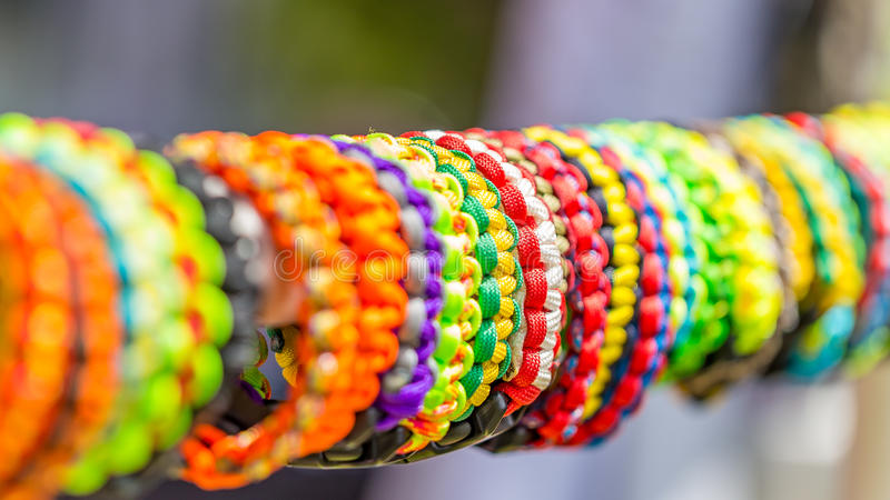 bracelets imagem de stock royalty free