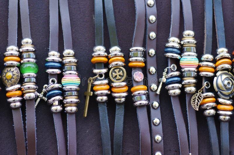 Download Bracelets photo stock. Image du africain, afrique, egypte - 77160482