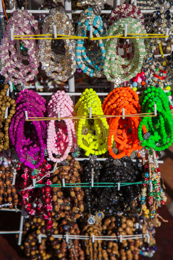 bracelets fotografia de stock