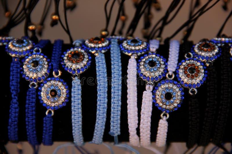 bracelets stockbild
