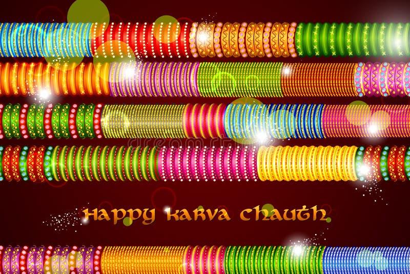 Bracelets colorés illustration de vecteur