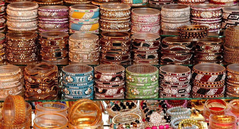 Download Bracelets stock photo. Image of ornate, items, ethnic - 41397754