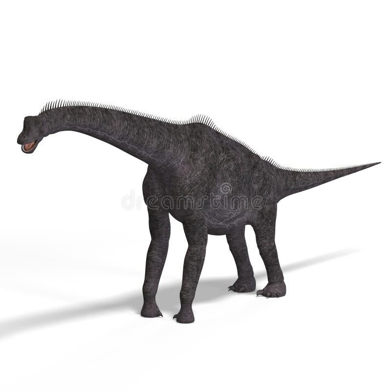 Free Brachiosauru Royalty Free Stock Images - 9201029