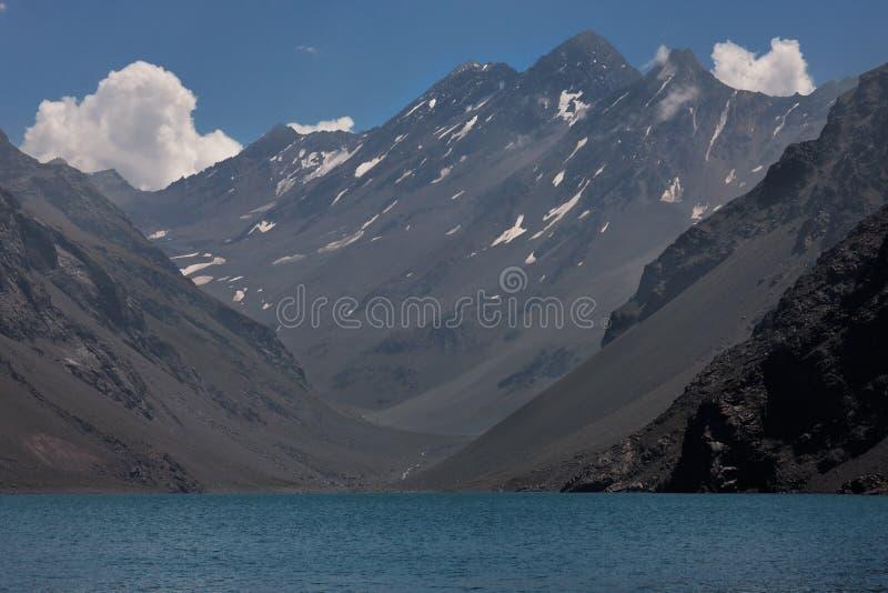 braci Chile inka jezioro trzy zdjęcia stock
