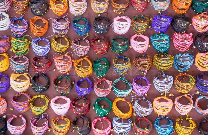 bracialets Ταϊλάνδη της Μπανγκόκ στοκ φωτογραφία