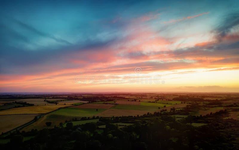 Brackley Zjednoczone Królestwo fotografia royalty free