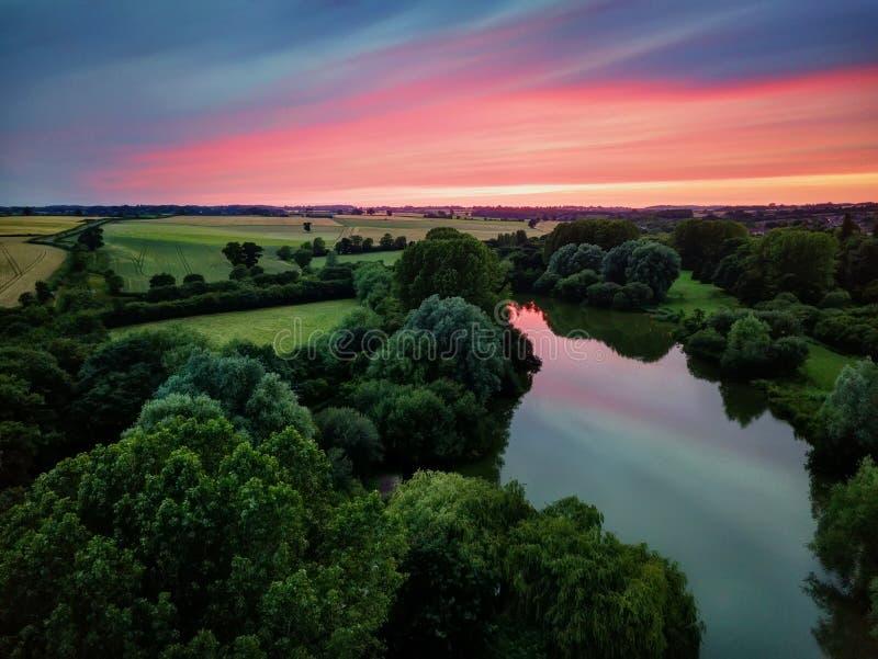 Brackley Zjednoczone Królestwo zdjęcie royalty free