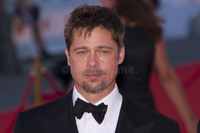 Brad Pitt photographie stock