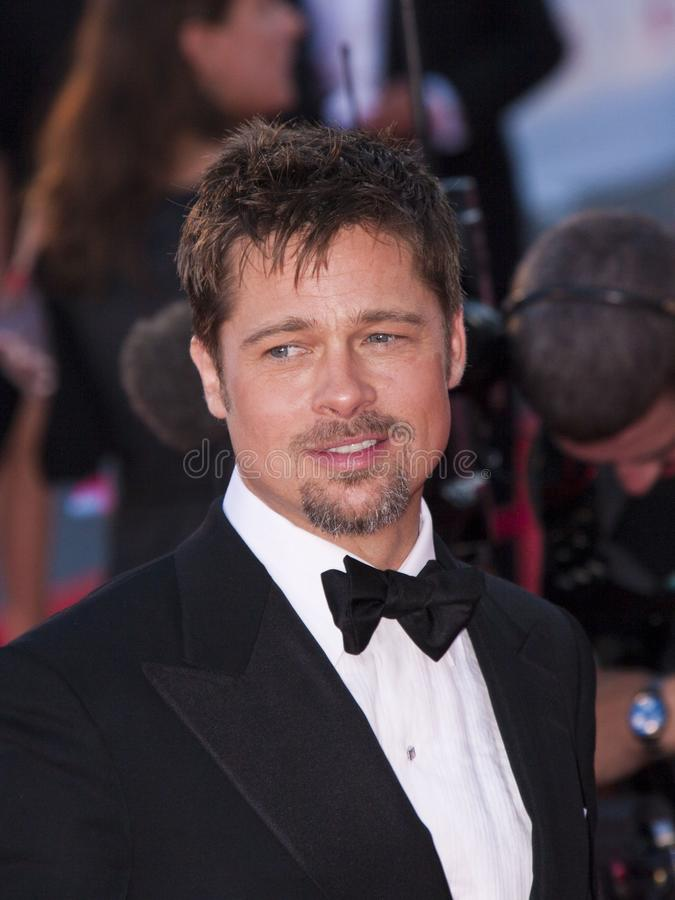 Brad Pitt photos libres de droits