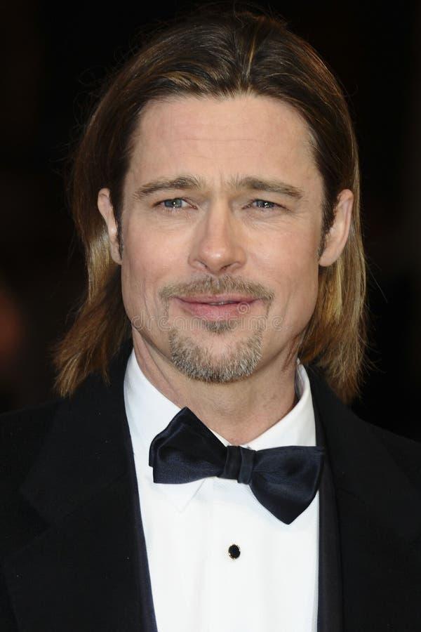 Brad Pitt fotografia de stock royalty free