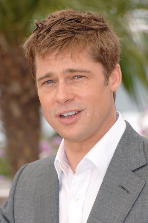 Brad Pitt royalty-vrije stock fotografie