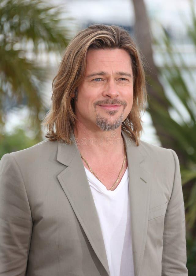 Brad Pitt stock foto