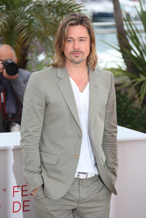 Brad Pitt stock foto's