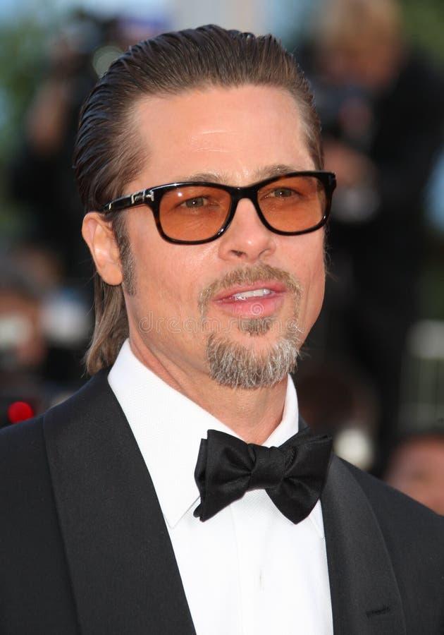 Brad Pitt immagini stock libere da diritti