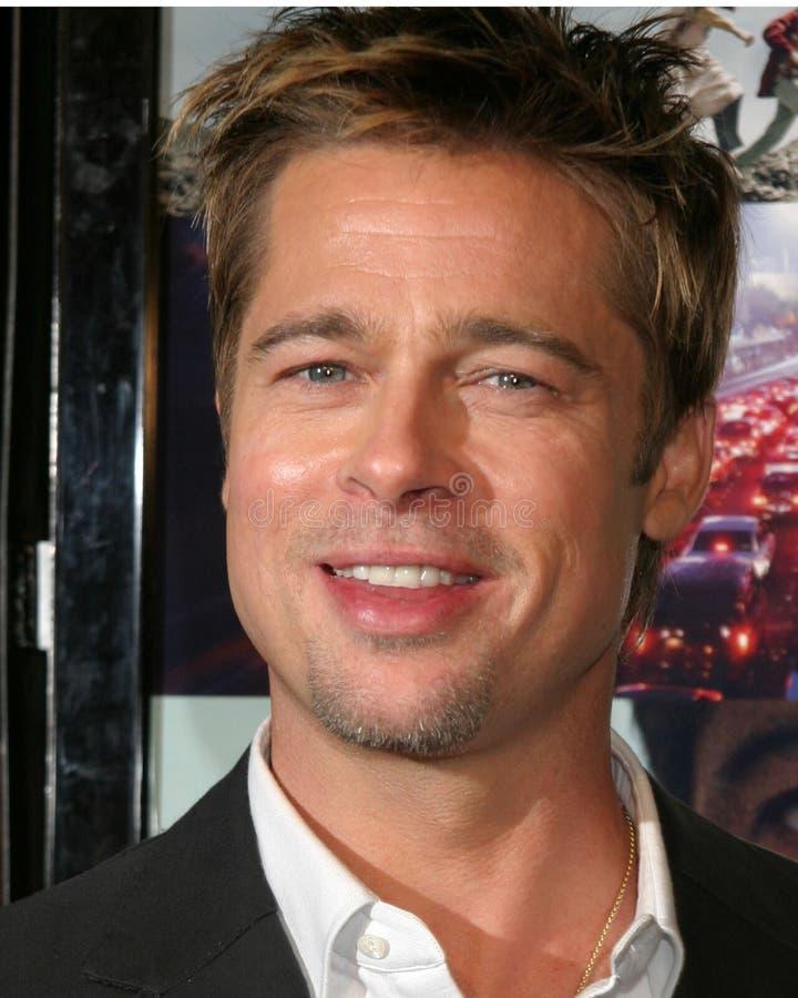 Brad Pitt foto de stock royalty free