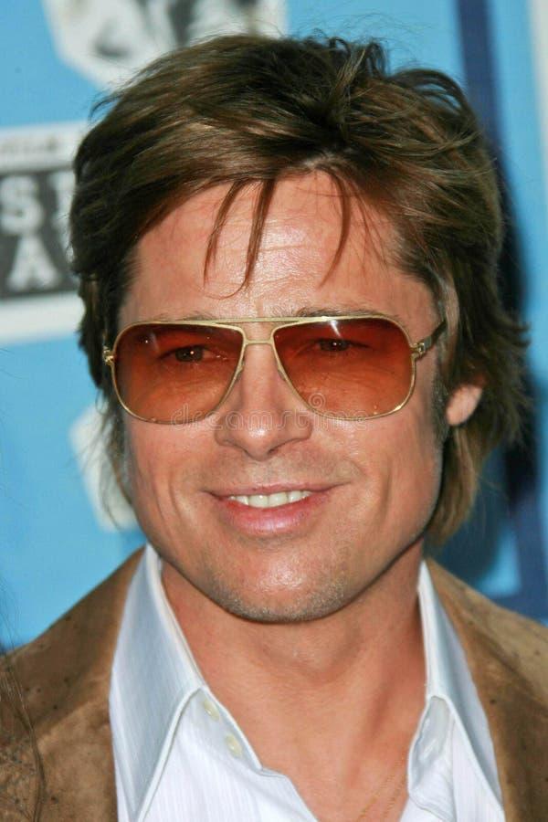 Download Brad Pitt redaktionelles bild. Bild von preise, spiritus - 26357360