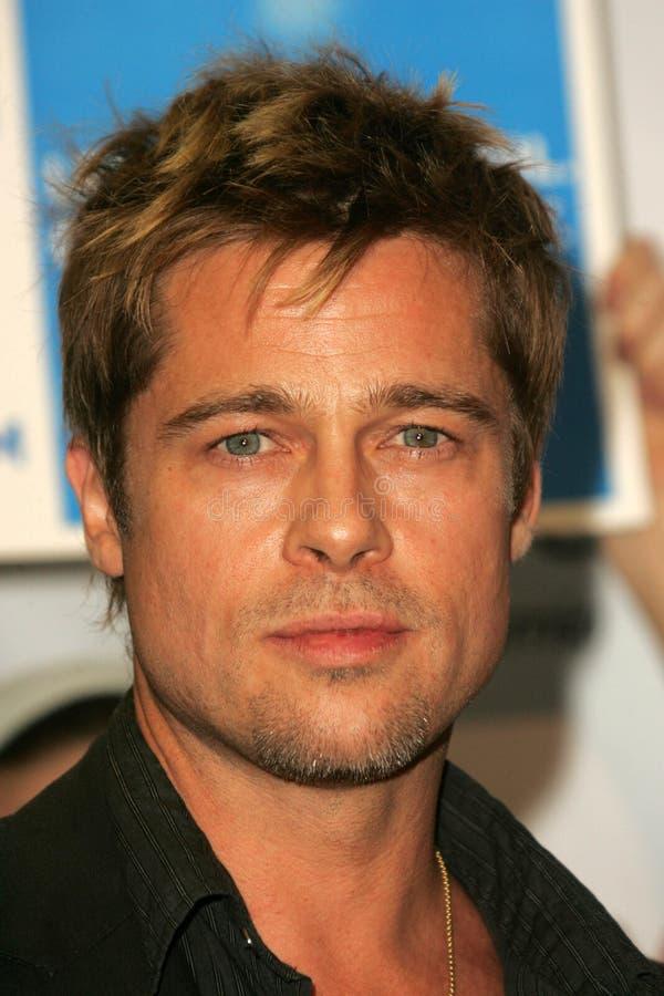 Download Brad Pitt redaktionelles bild. Bild von standort, angeles - 26357410