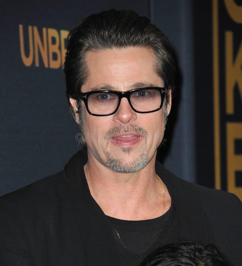 Brad Pitt photo stock
