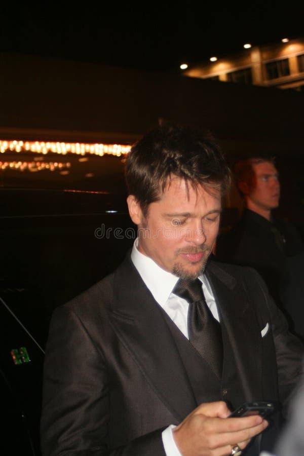 Brad Pitt stockbild