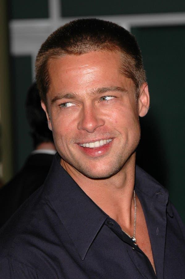 Brad Pitt imagens de stock royalty free