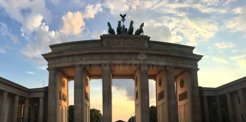 Bradenburg royaltyfri bild