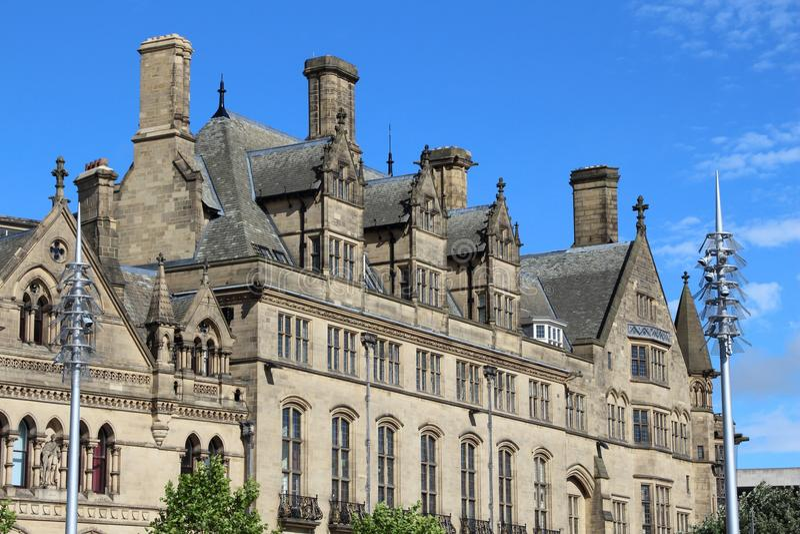 Bradford, Reino Unido foto de archivo libre de regalías