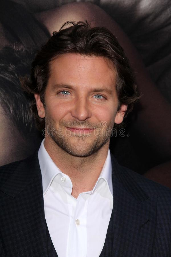 Bradley Cooper royaltyfria bilder