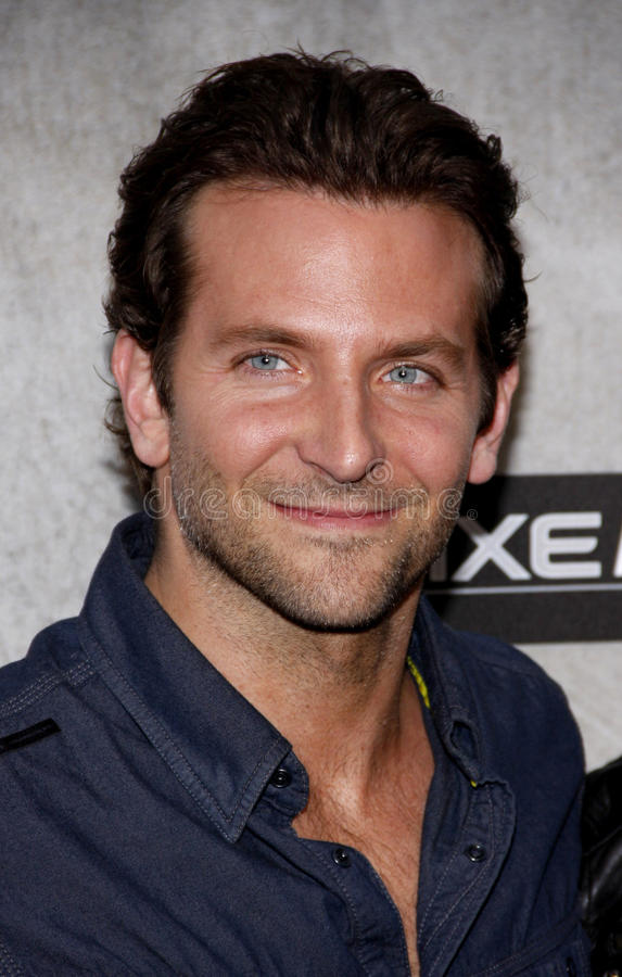 Bradley Cooper. At the 2010 Guys Choice Awards held at the Sony Pictures Studios in Culver City, California, United States on June 5, 2010 stock images