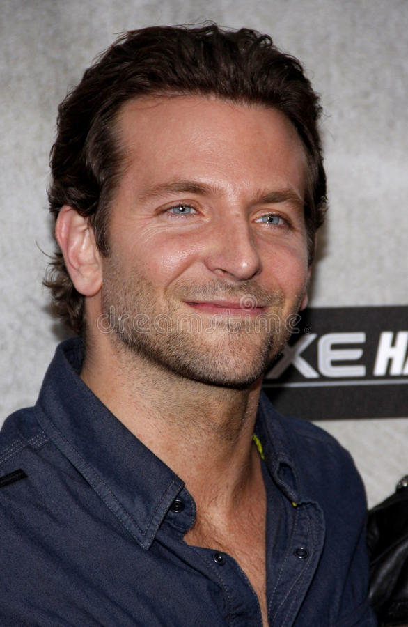 Bradley Cooper. At the 2010 Guys Choice Awards held at the Sony Pictures Studios in Culver City, California, United States on June 5, 2010 stock photo