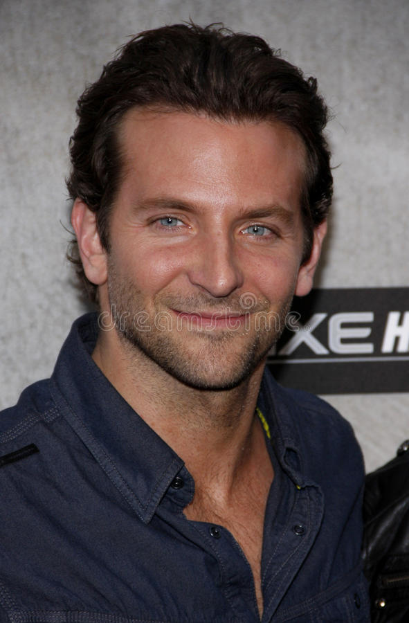 Bradley Cooper. At the 2010 Guys Choice Awards held at the Sony Pictures Studios in Culver City, California, United States on June 5, 2010 stock photos