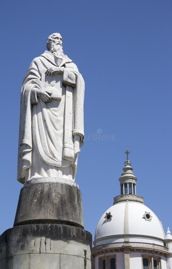 Braga προέχουσα στοκ εικόνες