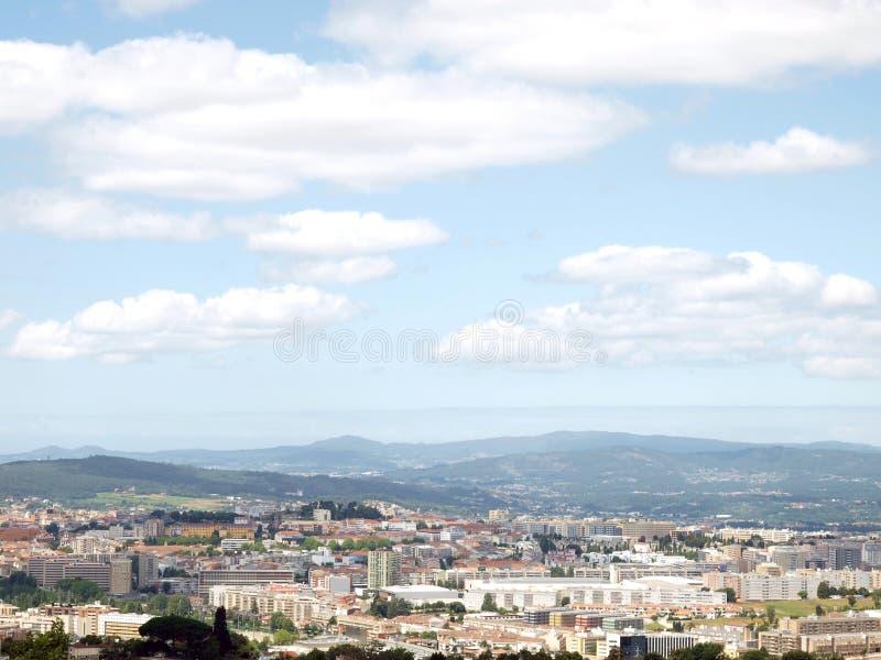 braga Португалия стоковые изображения