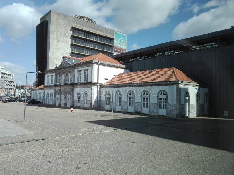 Braga no movimento foto de stock